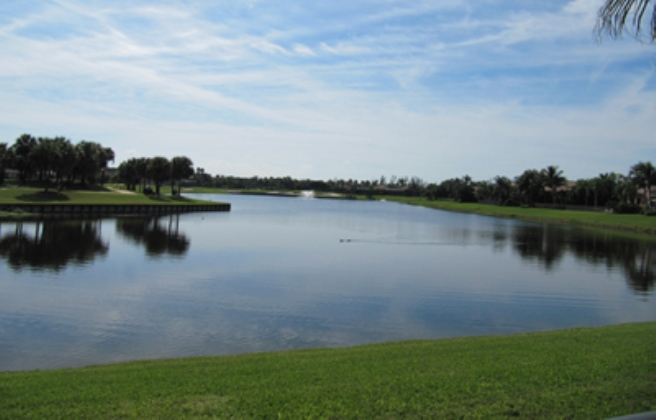 BallenIsles is a private gated golf club community with three championship golf courses, state of the art fitness center, a tennis club and an socially active club membership.