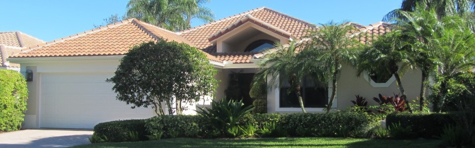 Bay Head offers single family homes within the country club community of Jonathan's landing in Jupiter, FL
