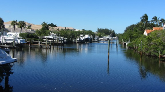 Baytowne is a real estate community within Jonathan's Landing offering waterfront homes for sale