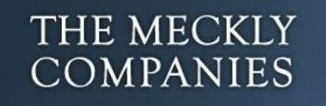 The Meckly Companies logo