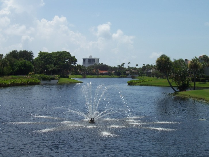 Jonathan's Landing is a renowned private gated golf club community located in  Jupiter, Florida.