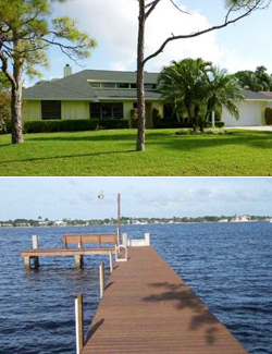 With a private boat ramp, Eagle's Nest is a residential neighborhood in Jupiter FL with homes for sale and rent.