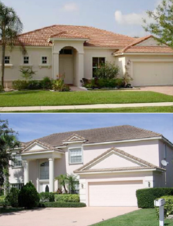 Egret Landing is a community of large single family homes centrally located in Jupiter Florida.