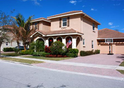 Paseos is a community in Jupiter Florida made up of one and two story single family homes.