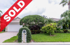 SOLD! Jonathan's Landing Jupiter FL home for sale - 3380 Southern Cay Drive