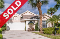 SOLD! Jonathan's Landing Riverwind home for sale -16481 Riverwind Drive Jupiter FL 33477