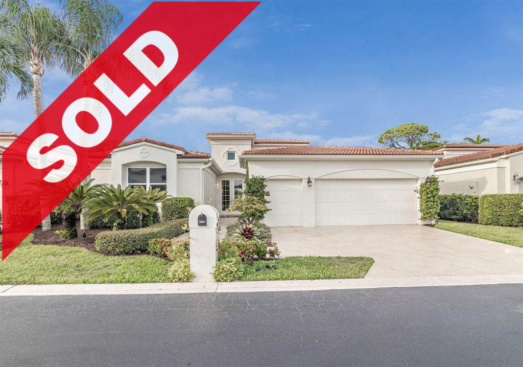SOLD! Jonathan's Landing Home For Sale - 3671 Northwind Court Jupiter, FL 33477