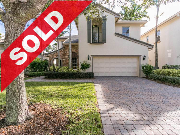 SOLD! Palm Beach Gardens Home For Sale - 1957 Mill Creek Drive