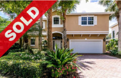 SOLD! Jonathan's Landing Home For Sale - 17048 Crossgate Drive, Jupiter, FL 33477