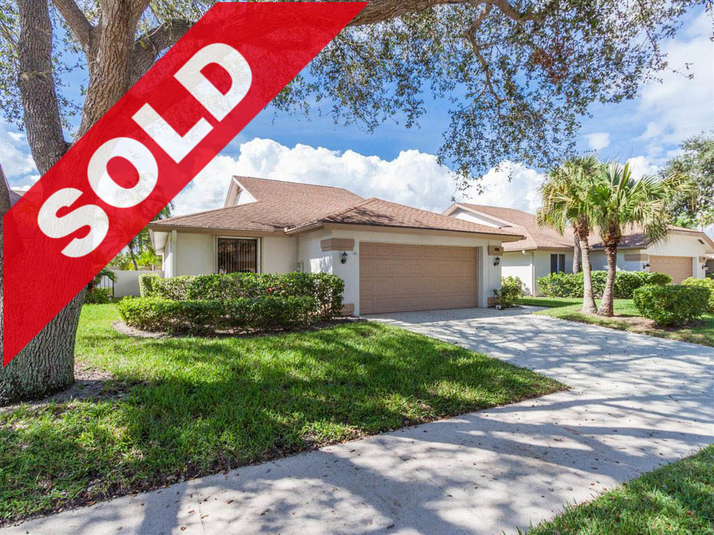 SOLD! The Bluffs of Jupiter Home for Sale - 186 Ridge Road, Jupiter, FL 33477