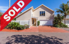 SOLD! Xanadu By the Sea Jupiter Beach-side Home For Sale - 600 Xanadu Place, Jupiter, FL 33477