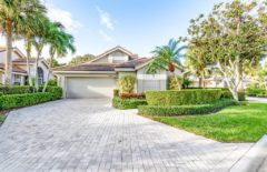 Jonathan's Landing Shearwater Home For Sale - 3860 Shearwater Drive, Jupiter, FL 33477