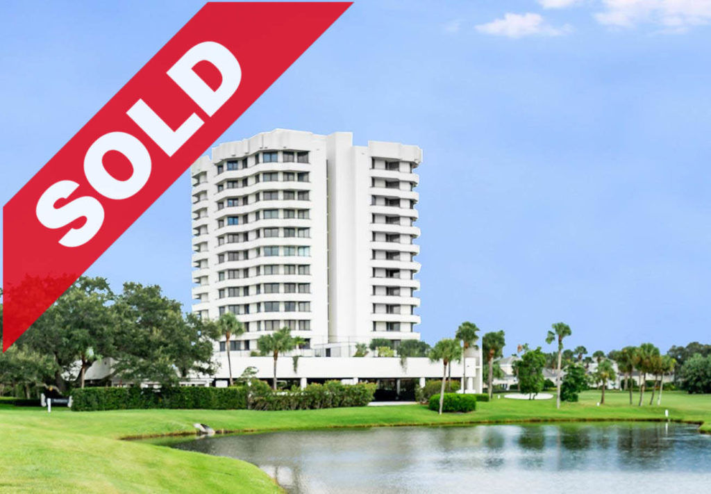 SOLD! Jonathan's Landing Southporte Condo For Sale - 3322 Casseekey Island Road 1002, Jupiter, FL 33477
