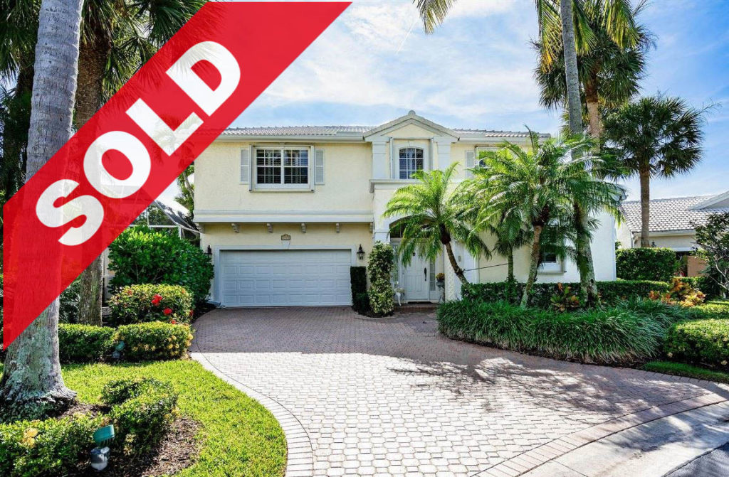 SOLD! Longshore at Jonathan's Landing Home For Sale - 3918 N Longview Drive, Jupiter, FL 33477
