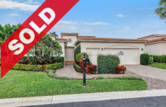 SOLD! Jonathan's Landing Windrift Home For Sale - 15915 Westerly Terrace, Jupiter, FL 33477