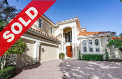 SOLD! Jonathan's Landing Waterfront Barrow Island Home For Sale - 3379 Bridgegate Drive, Jupiter, FL 33477