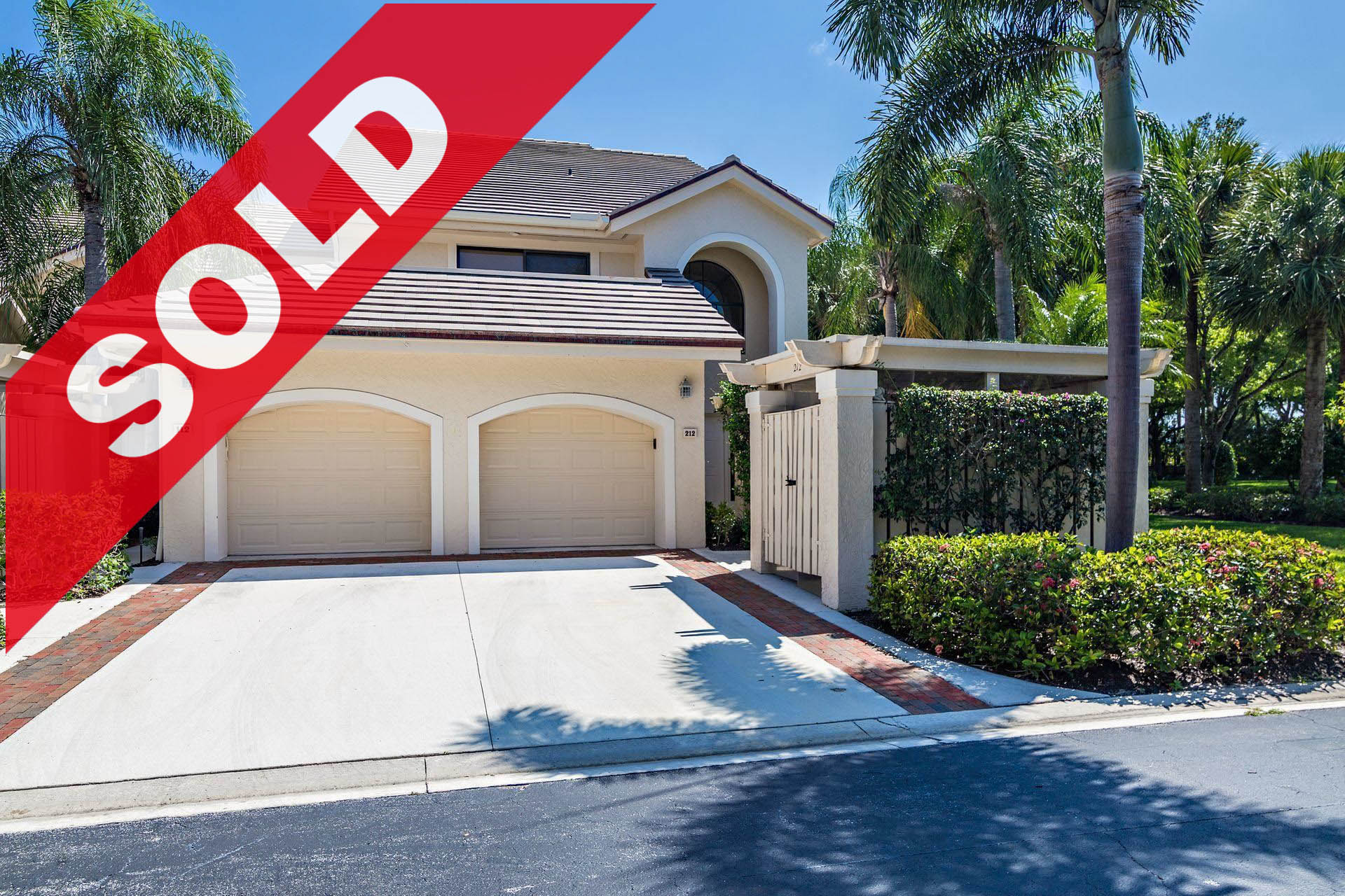 SOLD! 3940 Schooner Pointe Drive #212, Jupiter, FL 33477